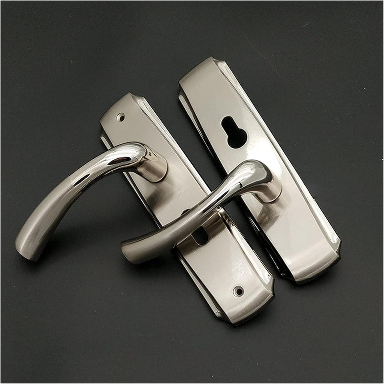 yongyundi Lock Cylinder Simple Door Front shopping Handle Super intense SALE B