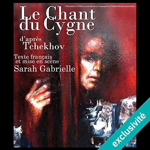 Le chant du cygne audiobook cover art