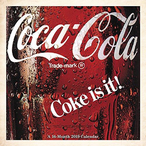 Coca Cola Wandkalender (2019)