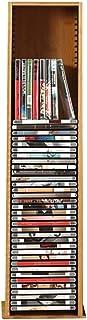 Estante de CD de gran capacidad, restaurante, bar, casa club, soporte para discos de vinilo, almacenamiento, dormitorio in...