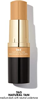 Milani Conceal + Perfect Foundation Stick - Natural Tan (0.46 Ounce) Vegan, Cruelty-Free Cream Foundation - Cover Under-Eye Circles, Blemishes & Skin Discoloration for a Flawless Finish