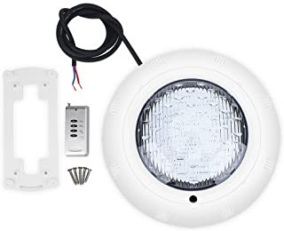 Energy-Saving and Durable Underwater Pool Lamp High Transmitting of Light Pool Lamp for Swimming Pool for Parties