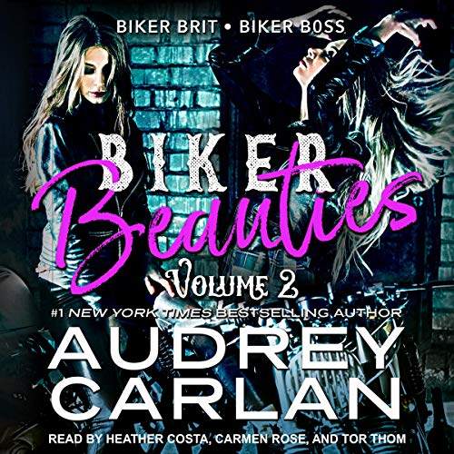 Biker Brit, Biker Boss cover art
