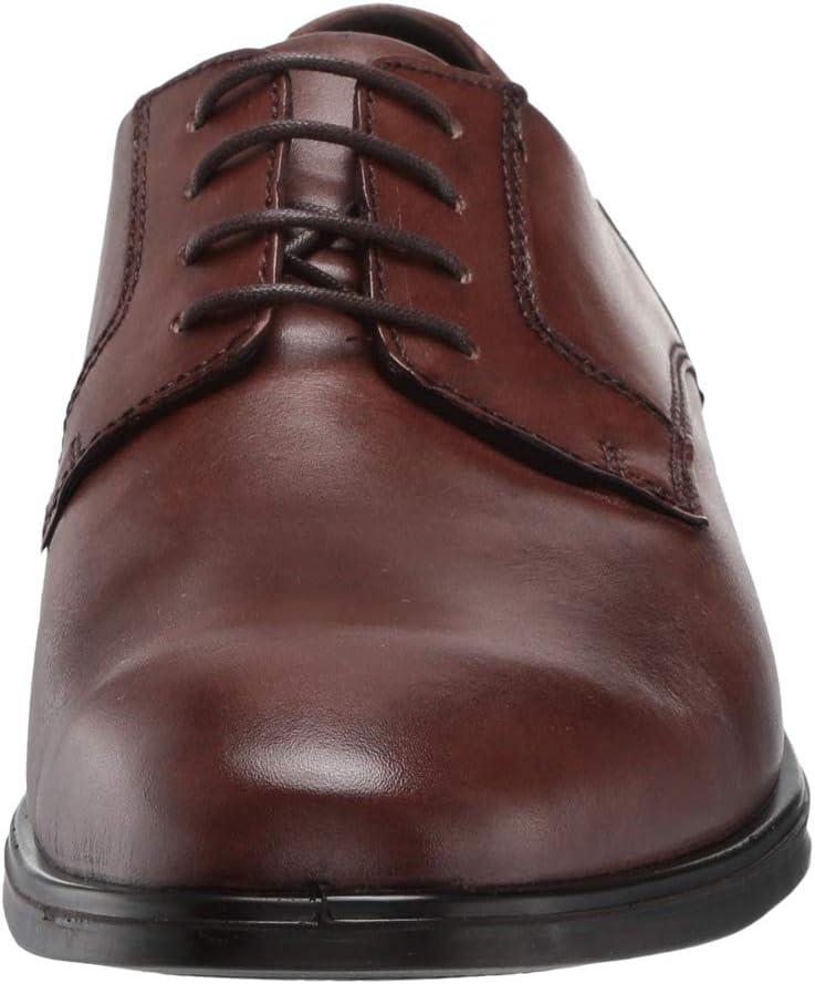 ECCO Queenstown Plain Toe Tie   Men's shoes   2020 Newest