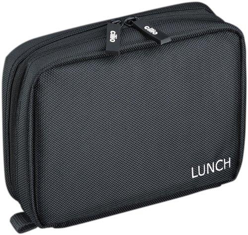 Cilio 106442 Lunch-Pocket Dolomiti Lunchbox aus strapazierfähigem Polyester, aufgeschäumte Folie zum Isolieren, mit Reißverschluß