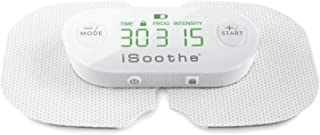 Innovo iSoothe 3-in-1 Wireless Electrotherapy Pain Relief Technology FDA OTC Cleared, APP-Enabled