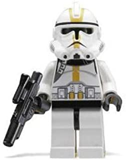 LEGO Clone Trooper (Yellow) Star Wars Figure
