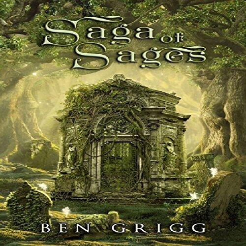 Saga of Sages cover art