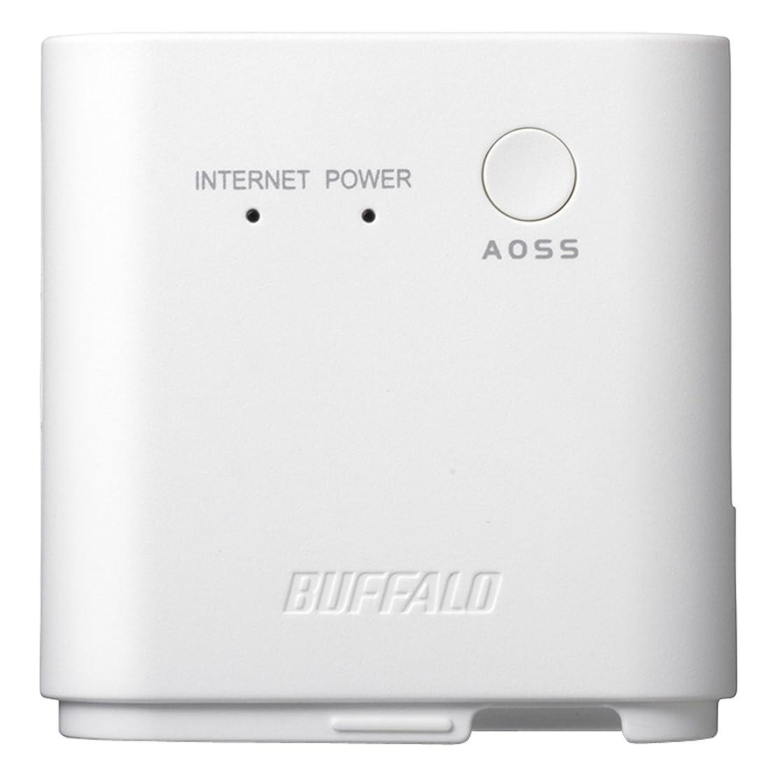 半球計画以下BUFFALO 11n/g/b 300Mbps 無線LAN親機 ホワイト WMR-300/S-WH