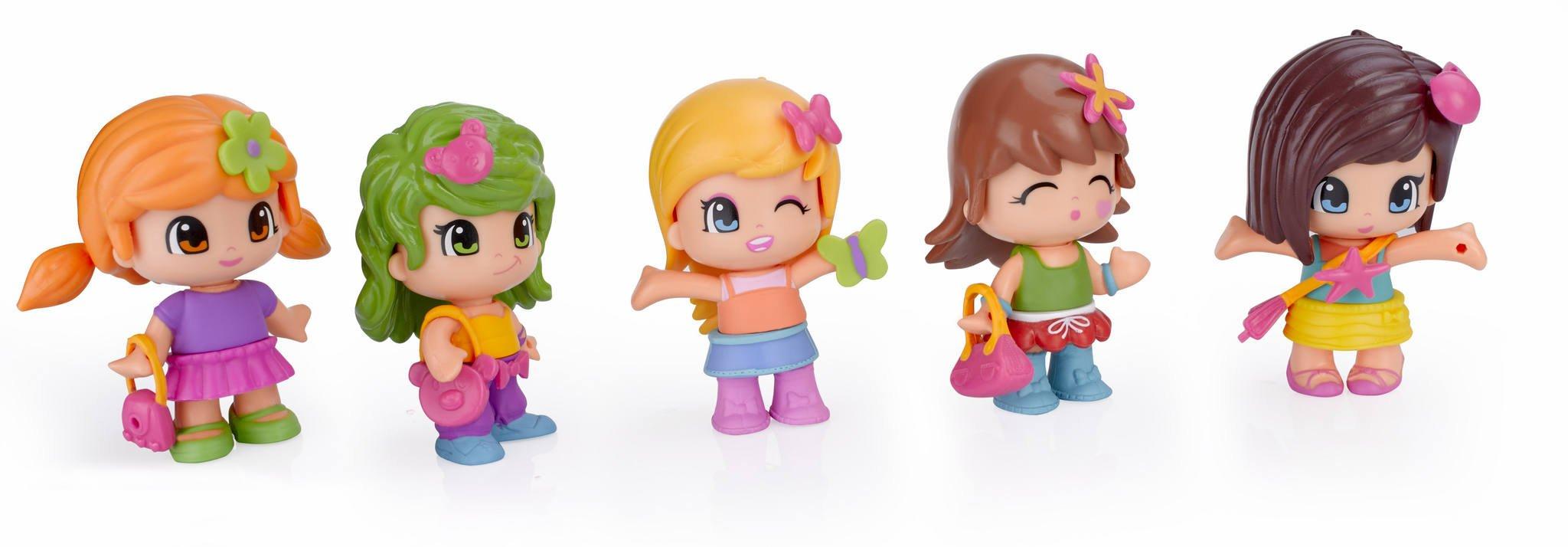 Pinypon Cubo Mix Is MAX de 10 Figuras (Famosa 700013811): Amazon ...