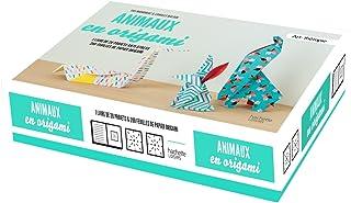 Mini-atelier Animaux en origami: 20 créations à réaliser & 300 feuilles de papier origami: 20 créations à réaliser & 300 feuilles de papier origami (Art thérapie)