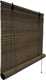 Victoria M. - Persiana de bambú para Interiores, Color marr