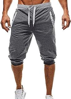 VPASS Pantalones Hombre,Pantalones Casuales Moda Deportivos