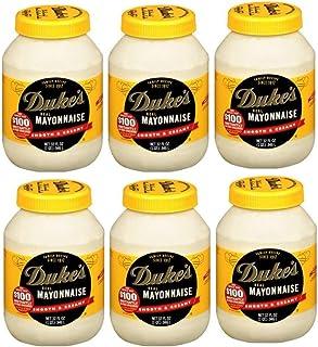 Duke's Real Mayonnaise, 32 oz. (6 pack)