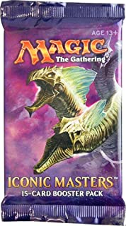 Iconic Masters Booster Pack - MTG Magic The Gathering - On sale 11/17/2017