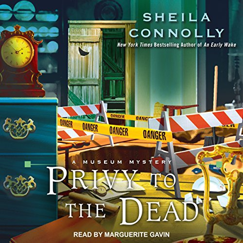 Privy to the Dead audiobook cover art