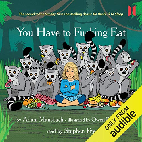 Couverture de You Have to F--king Eat