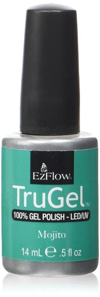 欠陥コインランドリーニックネームEzFlow トゥルージェル カラージェル EZ-44279 モジット 14ml