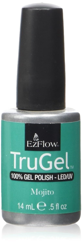 リッチ修復同情EzFlow トゥルージェル カラージェル EZ-44279 モジット 14ml
