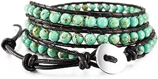 turquoise cuff bracelet mens
