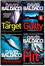 best top rated david baldacci series 2021 in usa