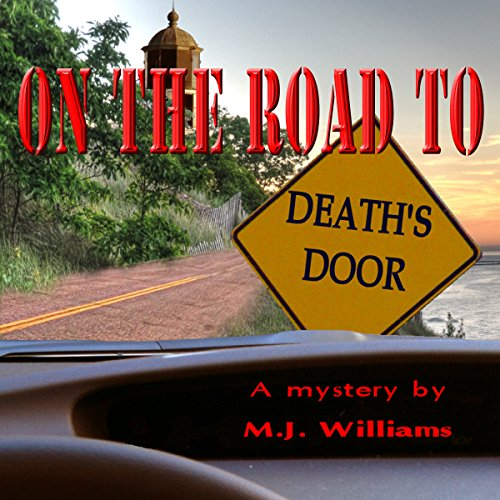 On the Road to Death's Door audiobook cover art