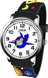 Teaisiy Unique 3D Cartoon Waterproof Watches for Kids - Best Gifts