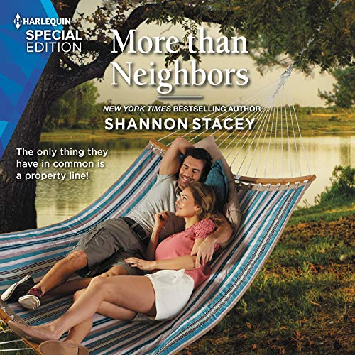 More than Neighbors audiobook cover art