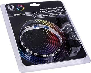 BITFENIX BFA-RGB-30MK15N-RP LED Strip 3,6 W - Lámpara LED (3,6 W, 60 LM, Azul, Verde, Púrpura, Rojo, Blanco, Amarillo)