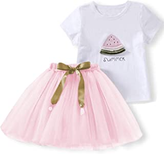 02fbbb5592e7b Amazon.fr   jupe tutu rose - Fille   Vêtements