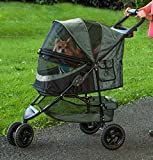 Best Pet Dog Strollers - Pet Gear No-Zip Special Edition 3 Wheel Pet Review