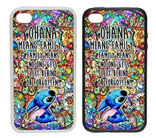 WTF | HTC One M9 Ohana Family Stained Glass | Clip on Phone Cover Case...