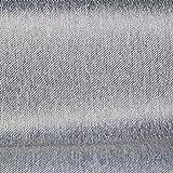 Heko Panels Gardena-Lux Telas por Metro Tela Impermeable por Metros - Toldos Impermeables para Exterior y Interior - Tela para Tapizar con Certificado Oeko-Tex - 100% Poliéster - Gris Claro