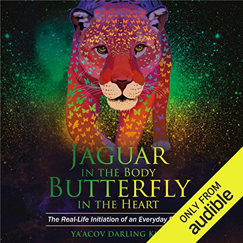 Jaguar in the Body, Butterfly in the Heart audiobook cover art