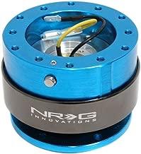 NRG Steering Wheel Quick Release Kit Gen 2.0 Blue SRK-200NB Universal