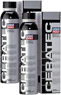 Liqui-Moly Cera Tec Motor Oil Additive (300 ML) - 2 Pack