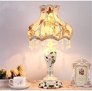 Lampe de table Lampe design européen et à la mode Design Lampe de bureau à LED, avec carrosserie de sculpture à la main de...