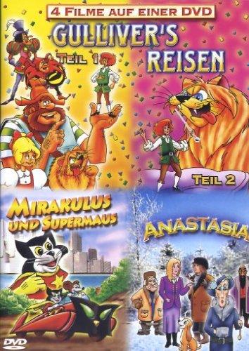 Gulliver's Reisen 1+2/Mirakulus und Supermaus/Anastasia