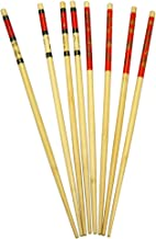 GK 61038 Bamboo Chopsticks Design 8 Piece