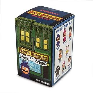 Kidrobot Bob's Burgers Vinyl Mini Series 2 by (Single Blind Box)