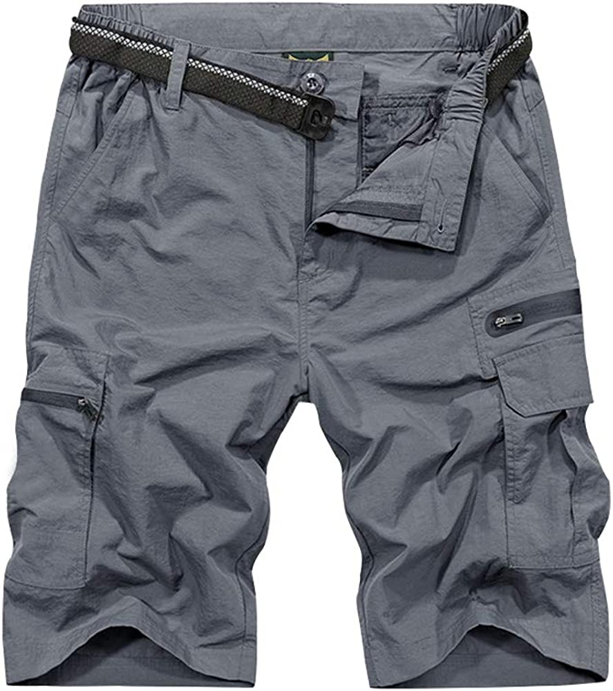 Jessie Kidden Mens Outdoor Casual Recommended Expandable W Lightweight Waist Safety and trust