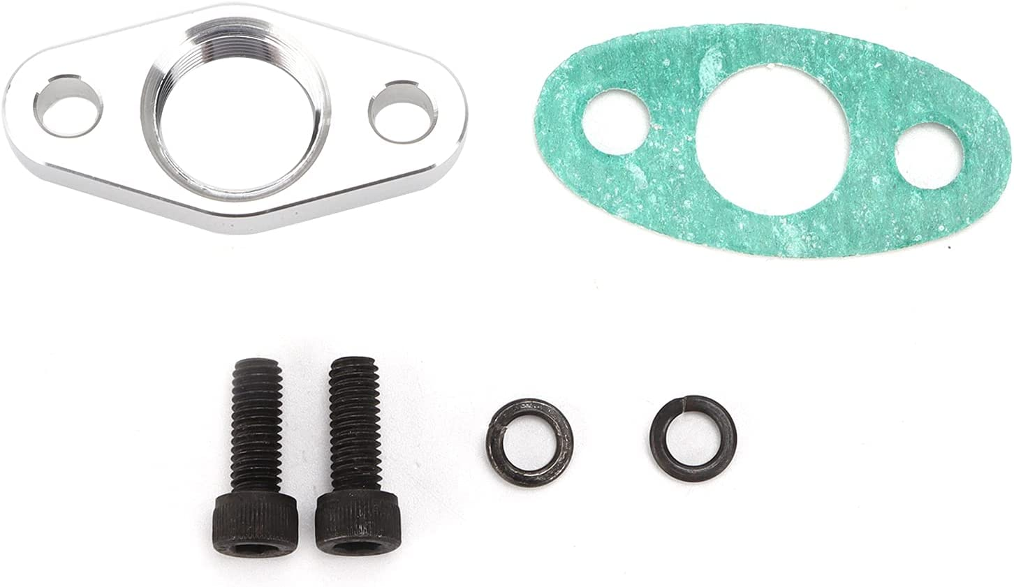 Turbo Oil New mail order Return Drain Adapter Ki Flange Gasket Limited time trial price