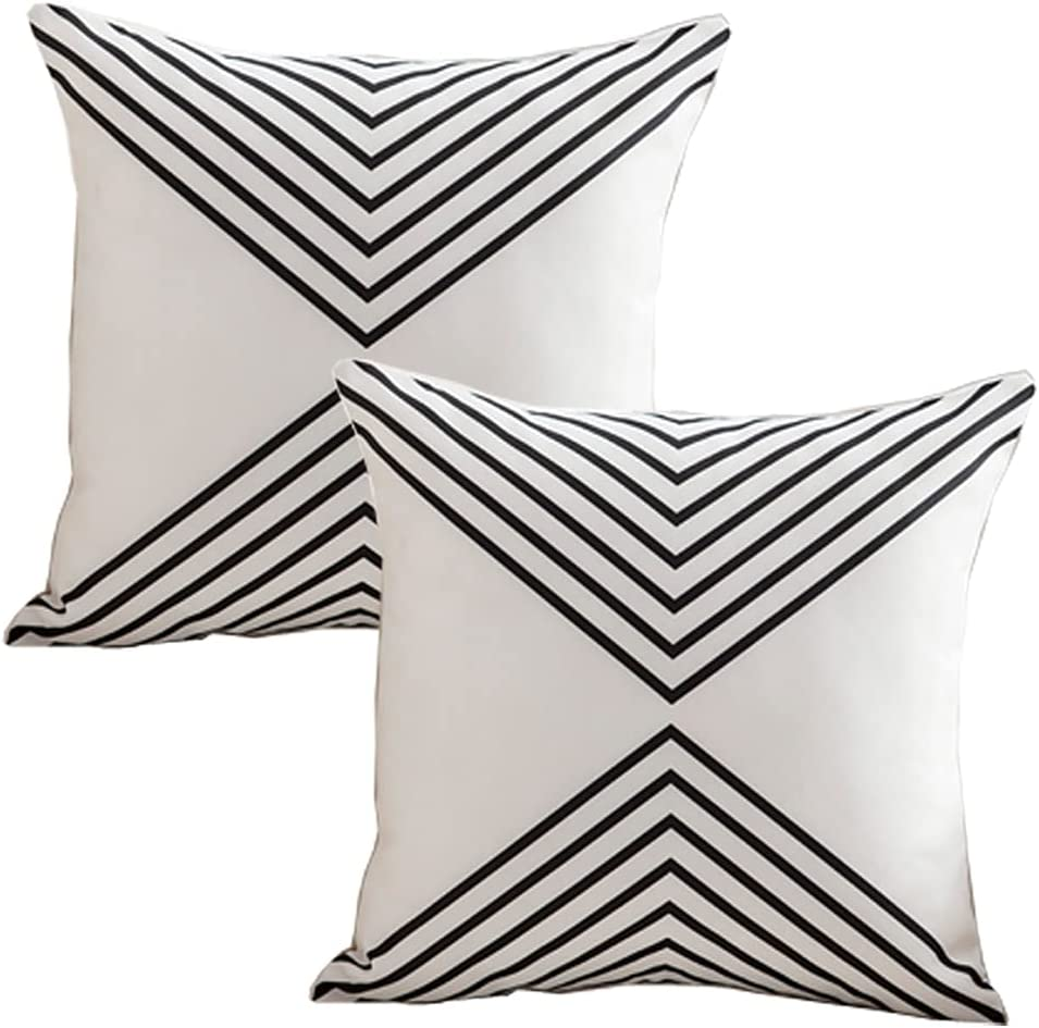 Outdoor Throw Pillow Covers Decorative Don't miss the campaign Patio Cheap for Furniture Geome