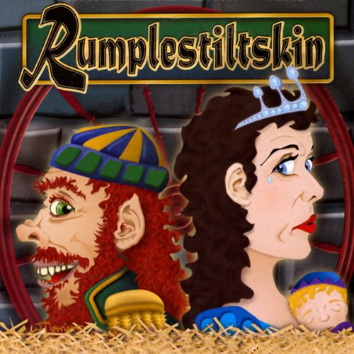 Rumplestiltskin audiobook cover art