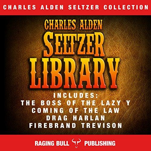 Charles Alden Seltzer Library cover art