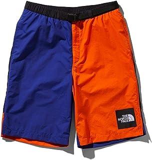 [ノースフェイス] メンズ ボトムス レイジショーツ RAGE Short アズテックブルー×ペルシャンオレンジ NB41960 AP