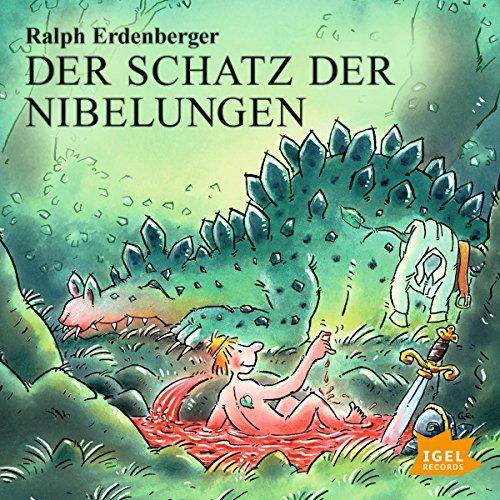 Der Schatz der Nibelungen Titelbild