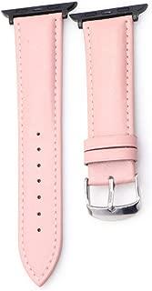 Watch Accessories Watchband for Watch Bands 42mm & Watch Strap 38mm iWatch Bracelet,Pink B,42MM