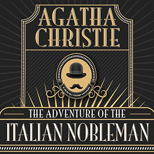 The Adventure of the Italian Nobleman audiobook cover art