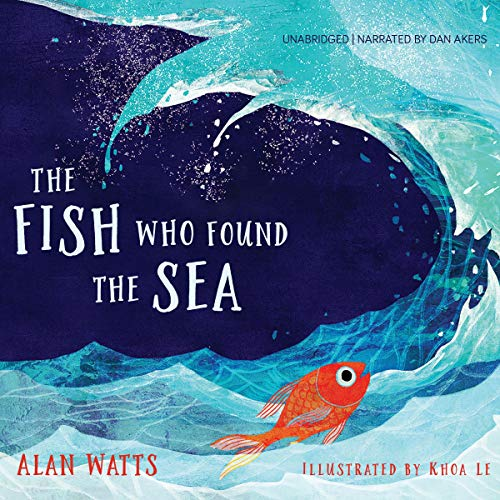 The Fish Who Found the Sea cover art